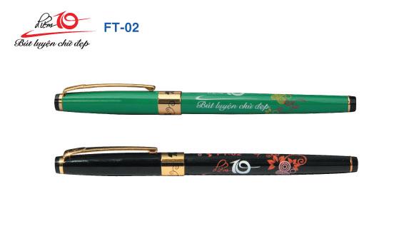 Bút máy luyện chữ đẹp Thiên Long FT-02