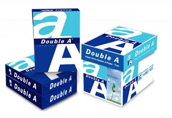 Giấy Double A khổ A4, định lượng 70g, 1 gram