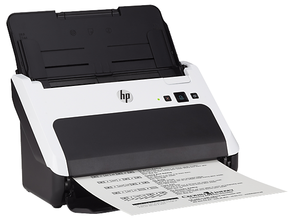HP Scanjet Pro 3000s2 Sheet-feed Scanner (L2737A)