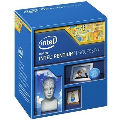 Intel Pentium Processor G3460 (3M Cache, 3.50 GHz)