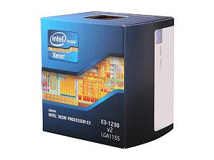 Intel Xeon Processor E3-1230 v2  (8M Cache, 3.30 GHz)
