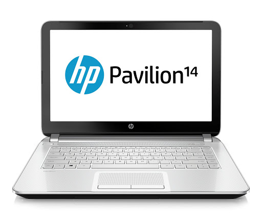 Laptop HP Core i5 14-am056TU X1H04PA - White