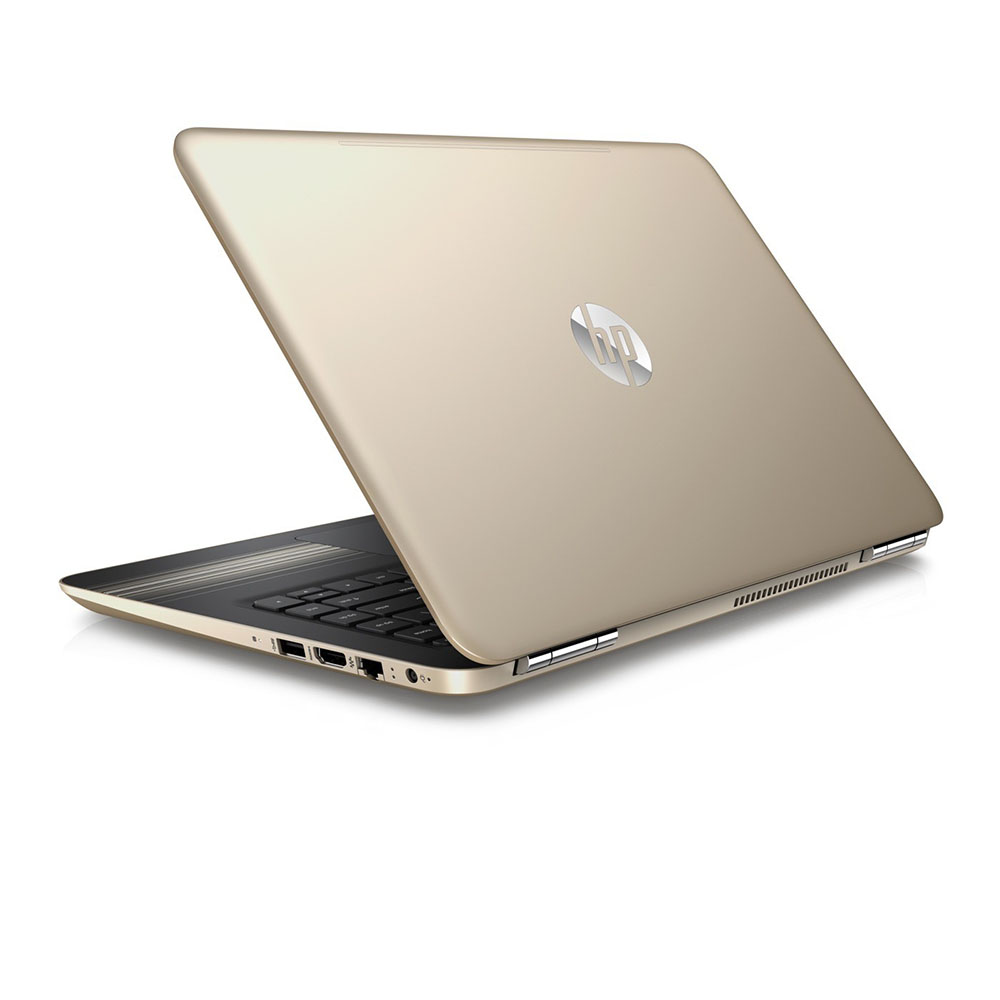 Laptop HP Core i5 Pavilion 15 - au062TX X3C05PA - Gold