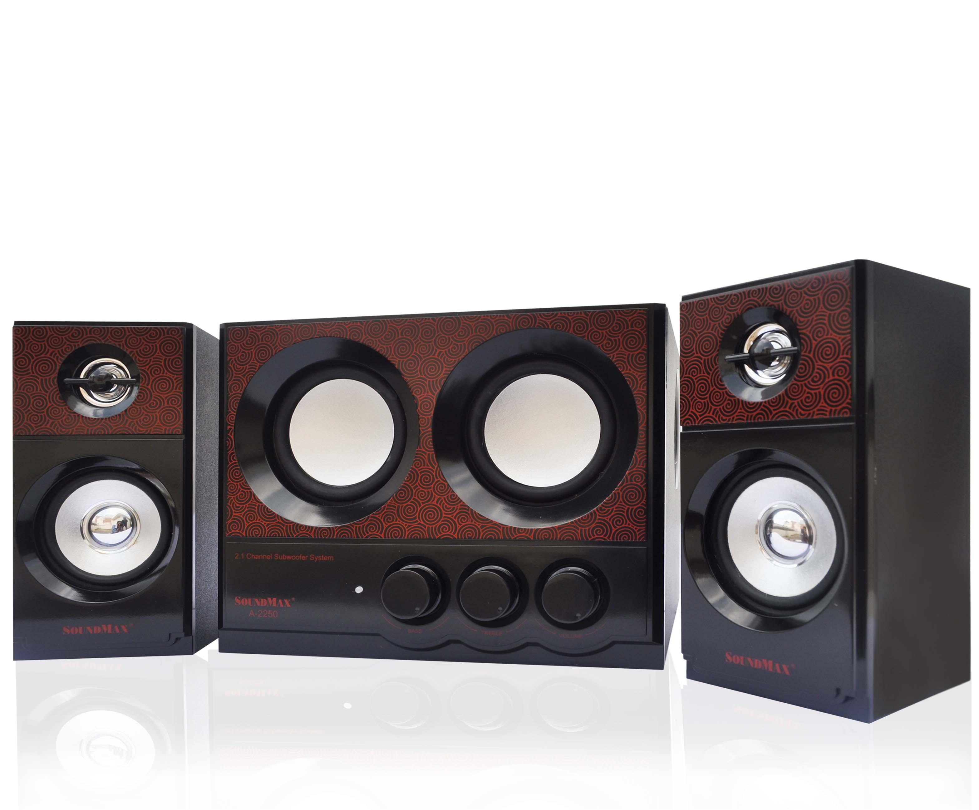 Loa SoundMax A2250/2.1