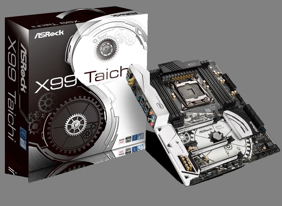 Main AsRock X99 Taichi, Socket 2011 (X99 Taichi)