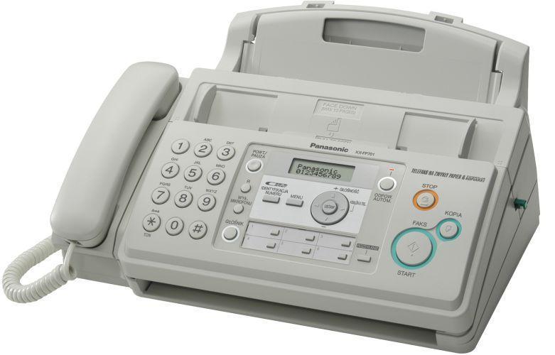Máy Fax Panasonic KX FP711