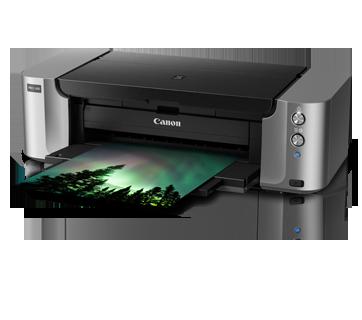 Máy in Canon PIXMA PRO 100, In phun màu A3