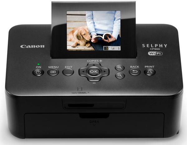 Máy in Canon SELPHY CP900 in ảnh khổ 10x15cm
