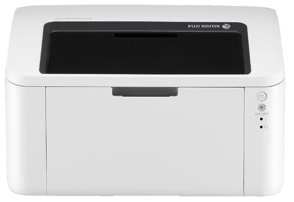 Máy in Laser trắng đen Fuji Xerox DocuPrint P115w, in mạng không dây