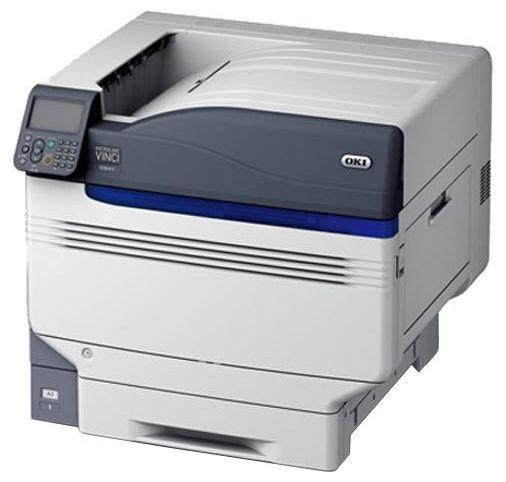 Máy in Oki C941DN, Laser màu A3, sử dụng 5 màu mực