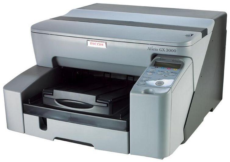 Máy in Ricoh Aficio GX5050 GelSprinter Color Printer