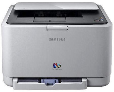 Máy in Samsung CLP310N, Network, Laser màu