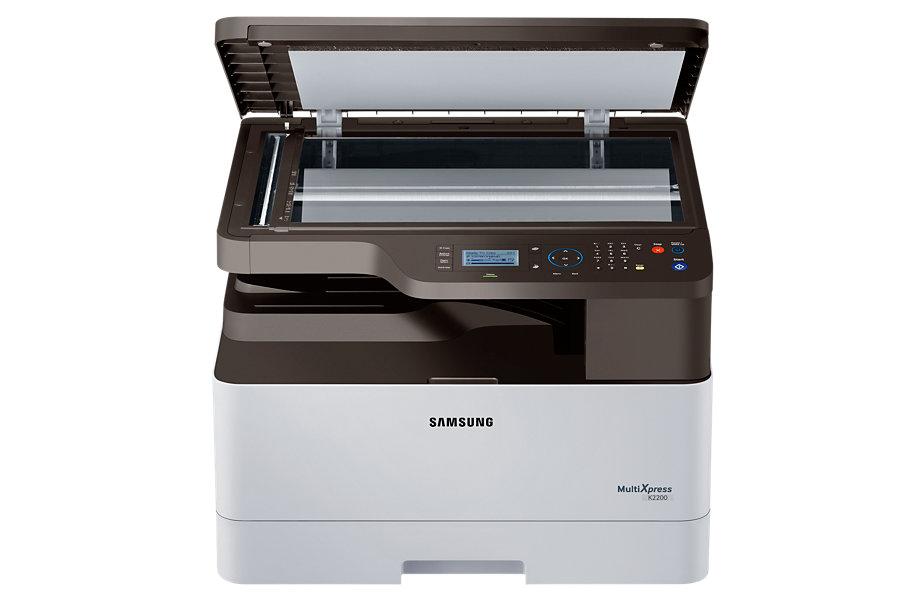 Máy in Samsung SL-K2200, In, Scan, Copy, Laser trắng đen A3