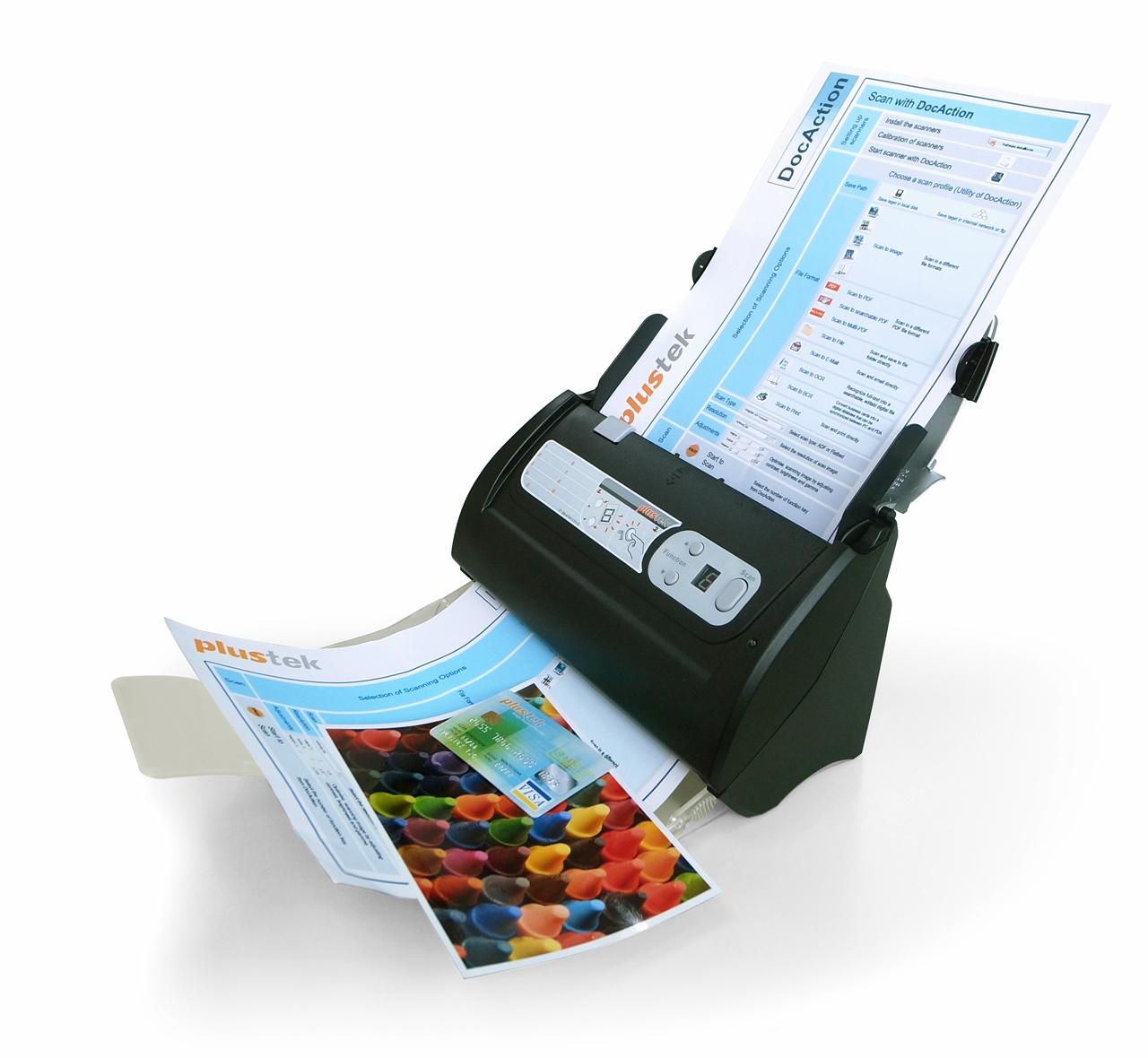 Máy scan tài liệu Plustek PS288