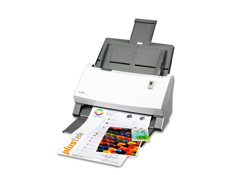 Máy scan tài liệu Plustek PS406U