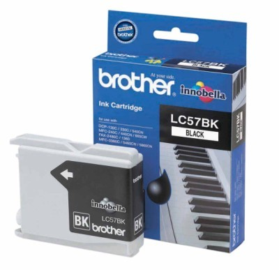 Mực in Brother LC 57 Black Ink Cartridge (LC 57BK)