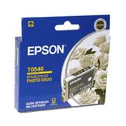 Mực in Epson T0540 - UltraChrome Hi-Gloss - Gloss Optimiser Ink Cartridge