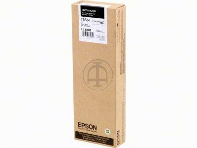 Mực in Epson T6361 Photo Black Ink Cartridge (C13T636100)