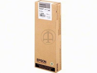 Mực in Epson T6367 Light Black ink cartridge (C13T636700)