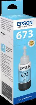 Mực in Epson T673500 Light Cyan Ink Cartridge (T673500)