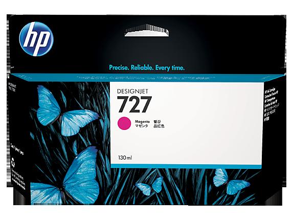 Mực in HP 727 130-ml Magenta Designjet Ink Cartridge (B3P20A)