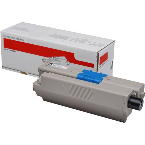 Mực in Oki C301 Black Toner Cartridge