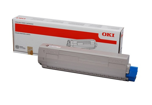 Mực in Oki C831 Magenta Toner Cartridge