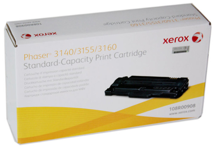Mực in Xerox 3155 Black Toner Cartridge (CWAA0805)