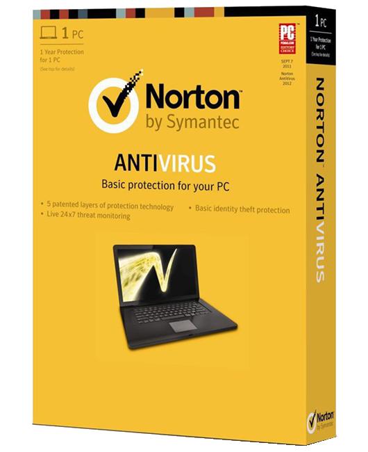 Norton Internet Security (1PC)