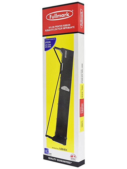 Ruy băng Fullmark DFX 9000 Black Ribbon Cartridge (N635BK)